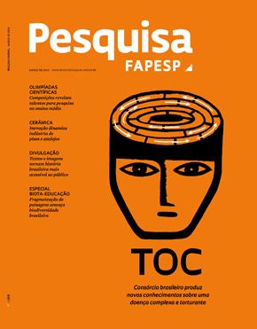 Revista Pesquisa FAPESP edição 205 de março de 2013