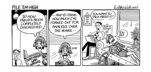 FreudCartoonScreen
