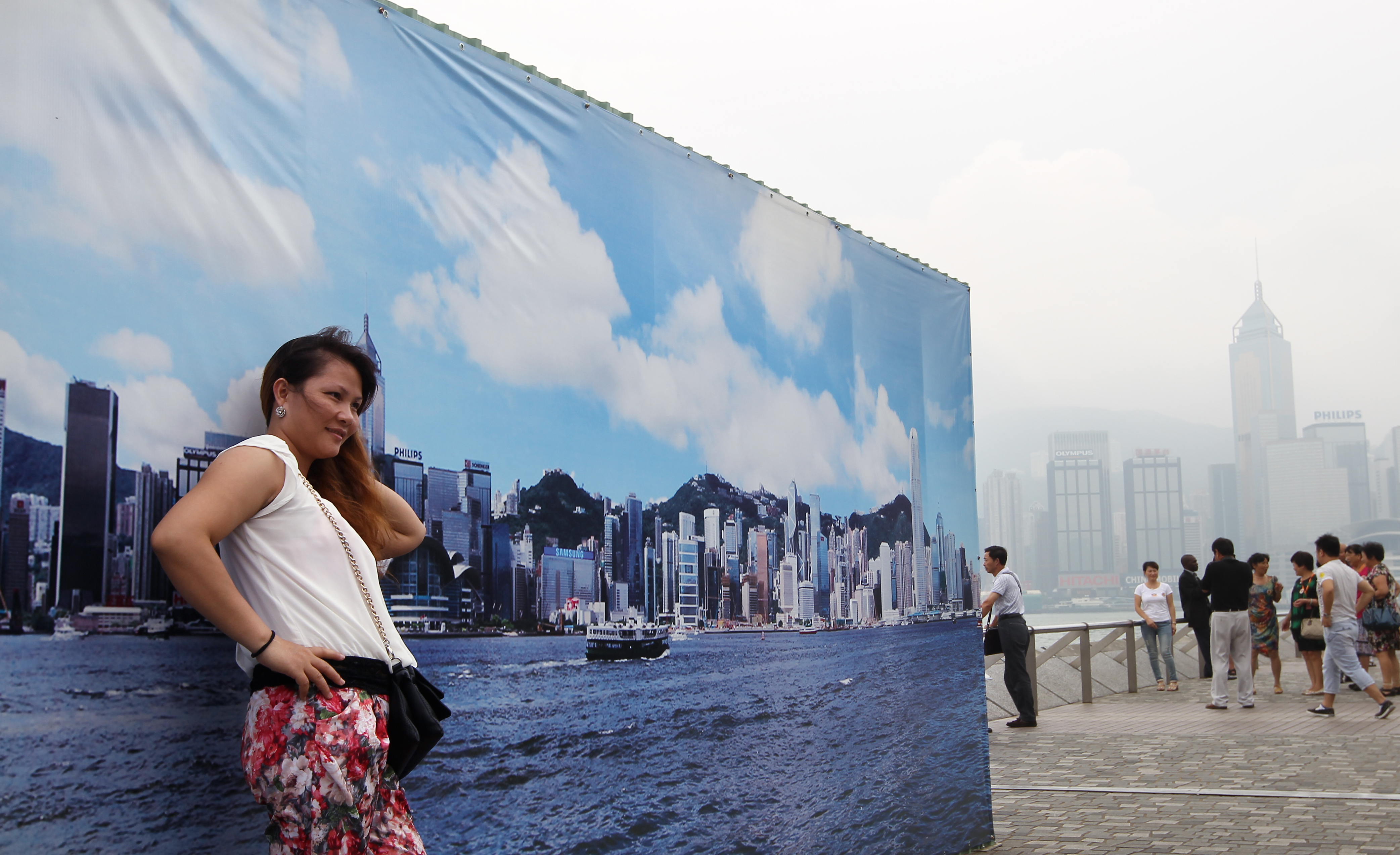 Hong Kong Schlampe Foto