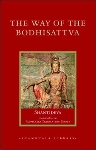 Bodhicaryavatara shantideva_