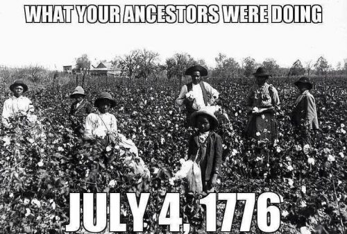 quatro de julho escravidao
