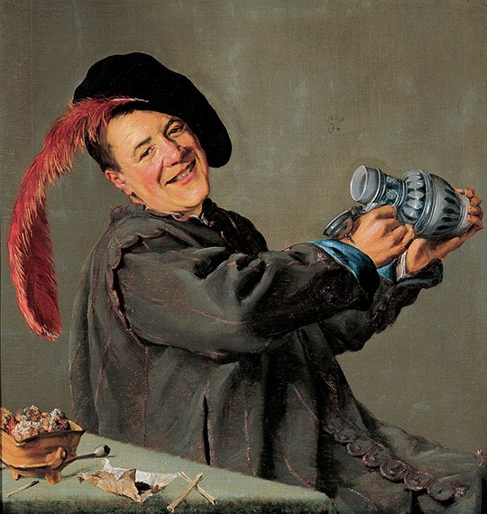 """the jolly troper"" (1629) de judith leyster"