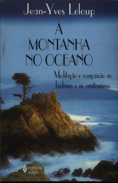 montanha no oceano